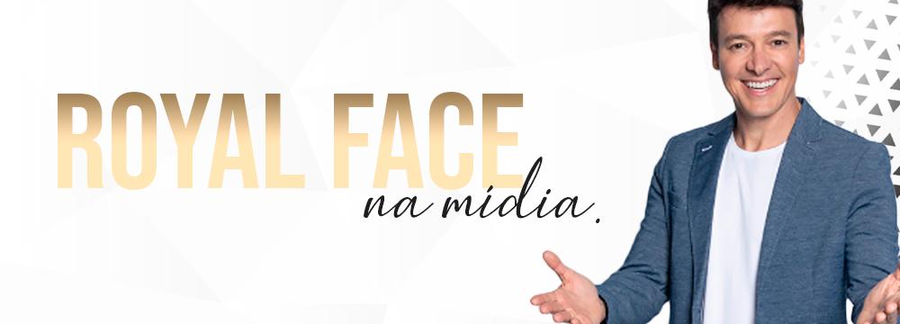 Royal Face na Mídia a Hora do Faro